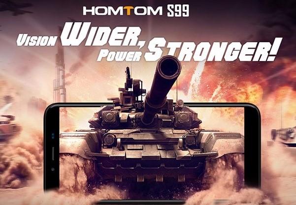 HOMTOM S99 レビュー (3)