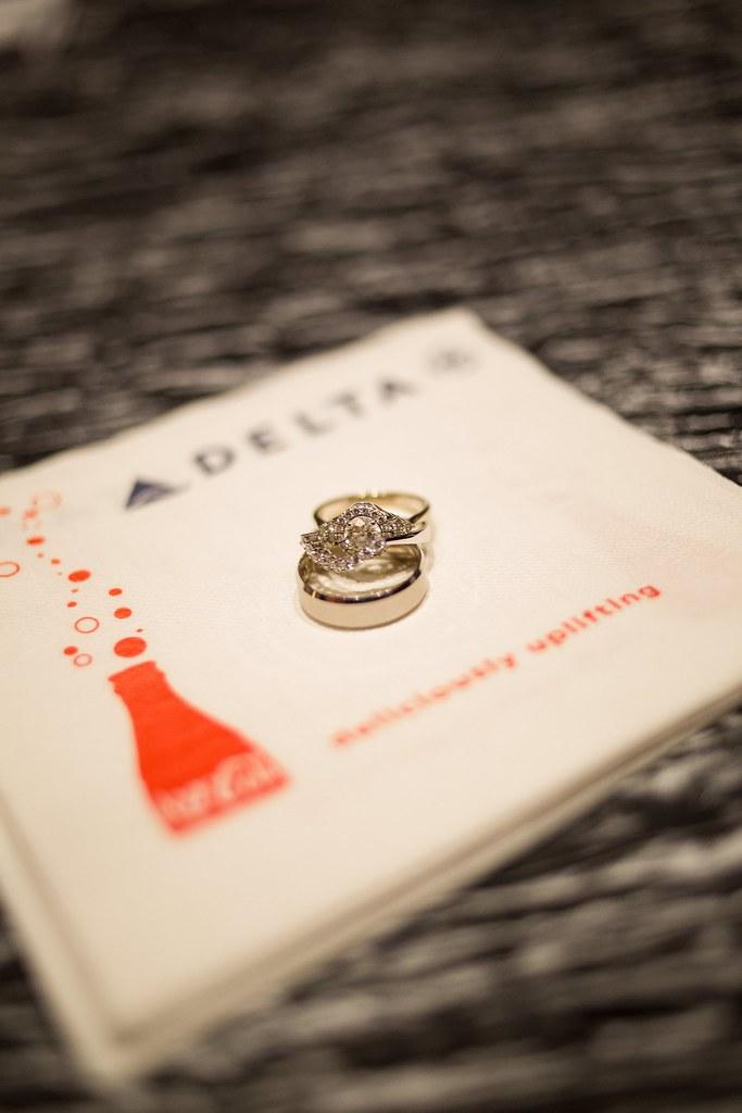 Delta Diamond Wedding