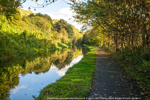 The Calder & Hebble Navigation, Copley 1.