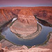 Horseshoe bend of the Colorado River, Arizona