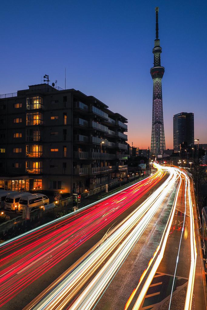 晴空塔|Skytree