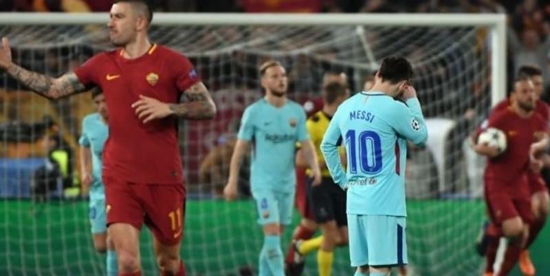 AS Roma Masuk Ke Semi Final Liga Champions Membuat Jurgen Klopp Terkejut