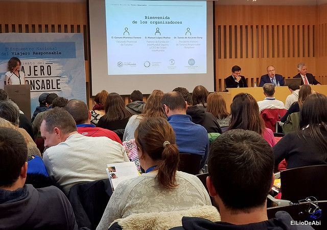 Primer Encuentro nacional de viajeros responsables durante un fin de semana en León 20