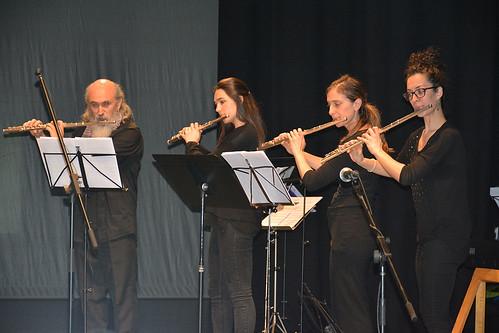 Flauta topaketa Andoainen