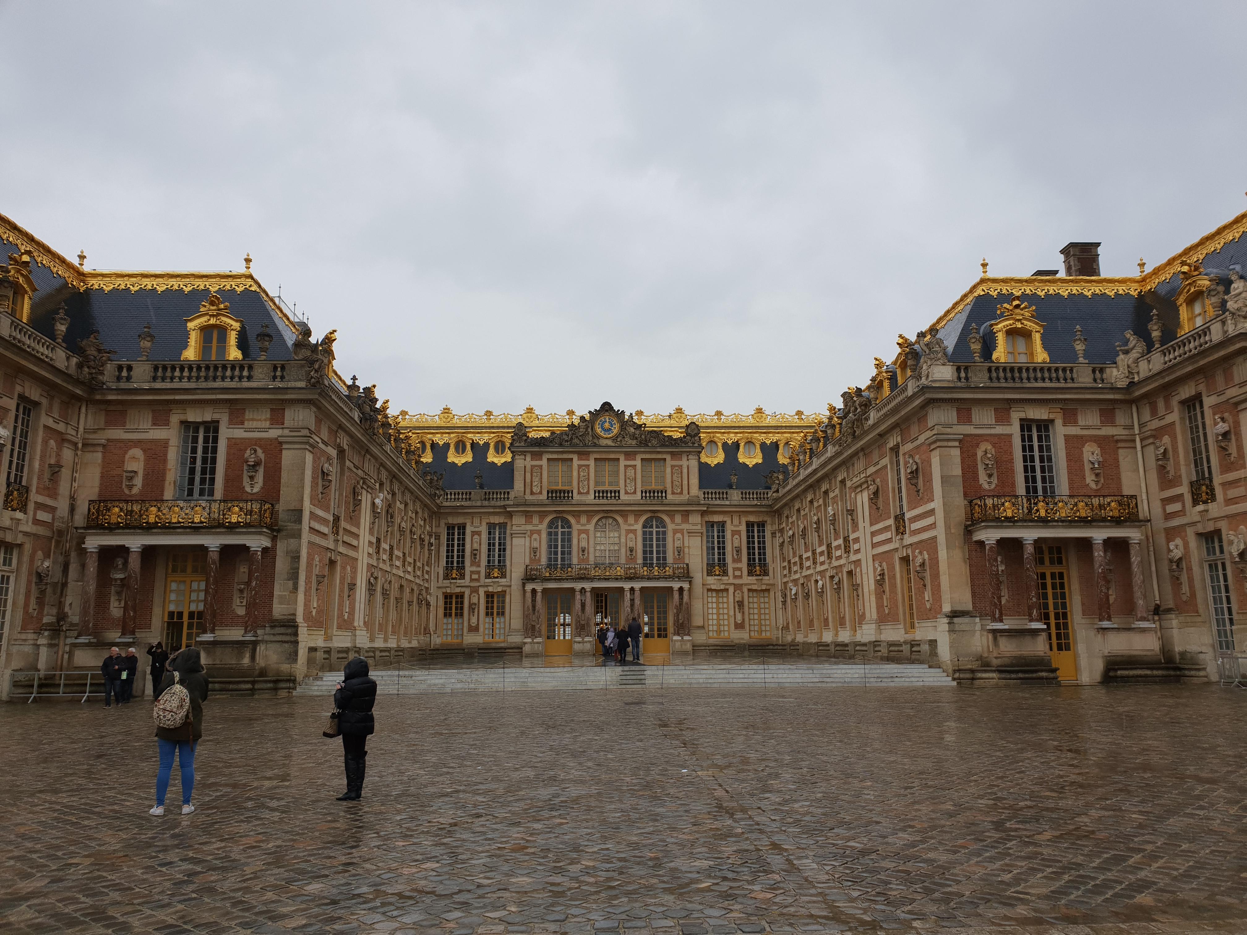 凡爾賽宮Château de Versailles-1