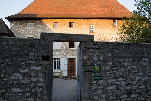 Chambre d'hôtes Ch. d'hôtes des Franciscaines