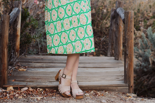 Modcloth Stroke of Genial Pleated Midi Skirt