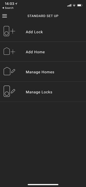 igloohome iOS App - Setup #1