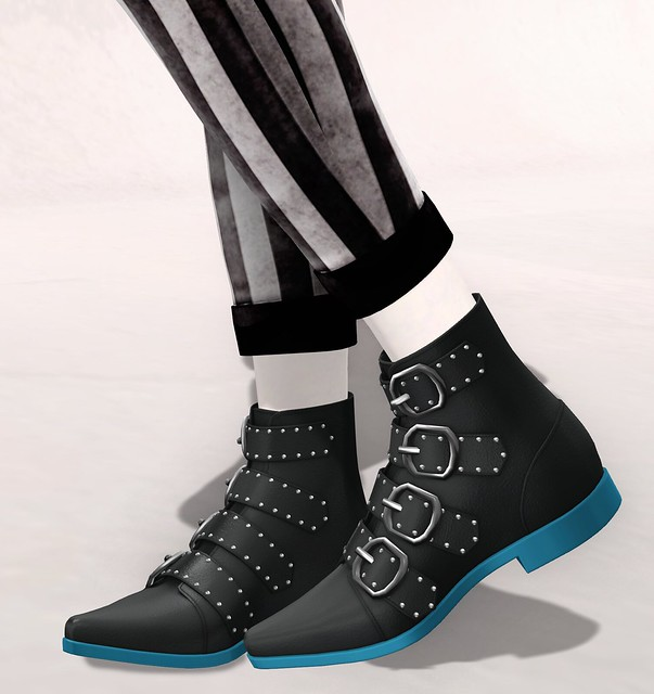 baudelaire boots