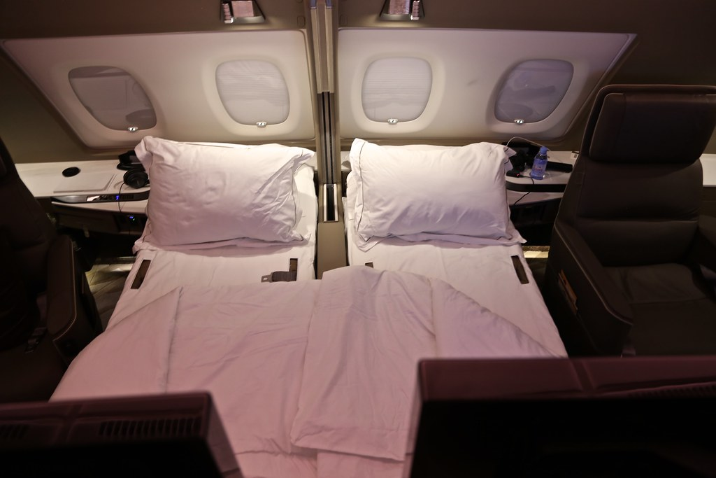 Singapore Airlines First Class Suites 92