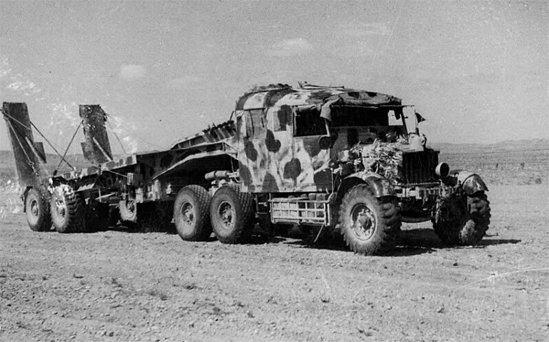 Thunder Models 1/35 TRMU30/TRCU 30 Tank Transporter 40394706685_b989fc39a3_b