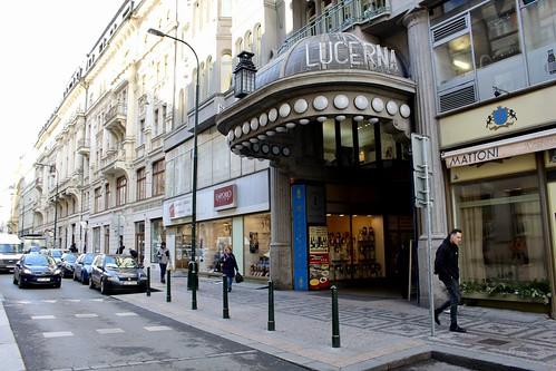 Galería Lucerna