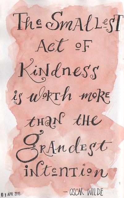 20180401 - kindness