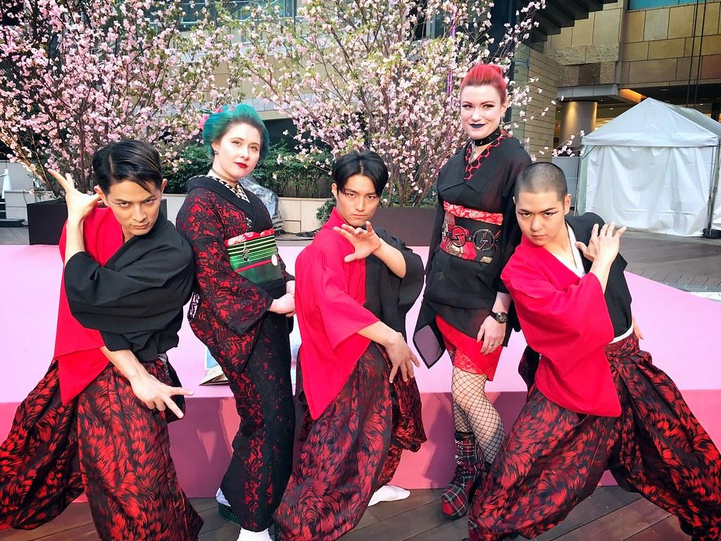 Roppongi Hills Spring festival 2018