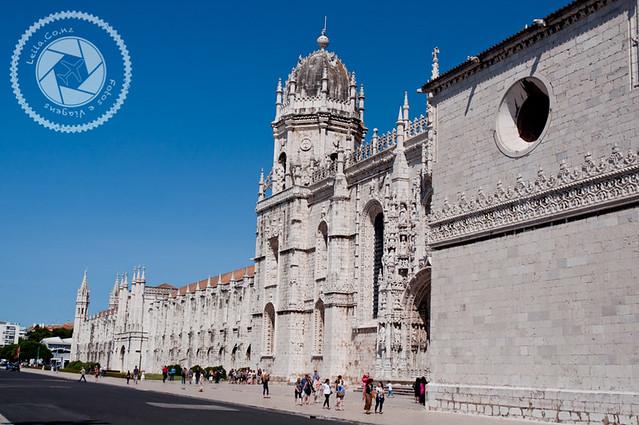 PT/Lisboa - Mosteiro dos Jerónimos