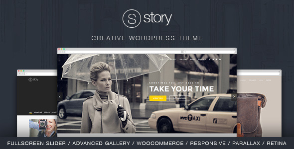 Story v1.9.8 – Creative Responsive Multi-Purpose Theme