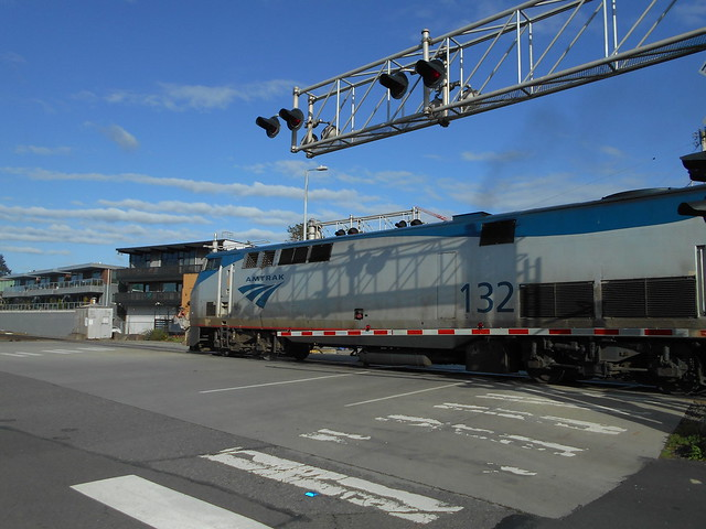 Amtrak P42 #132, Nikon COOLPIX L32