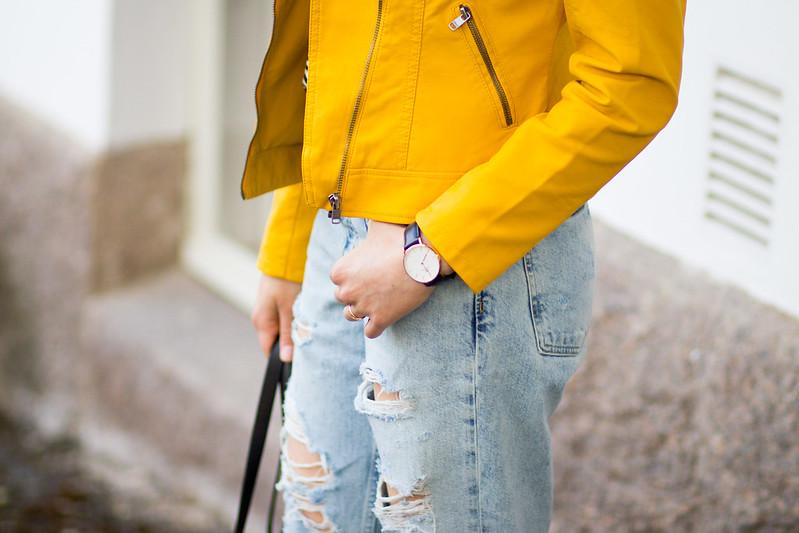 keltainen nahkatakki blogi 6