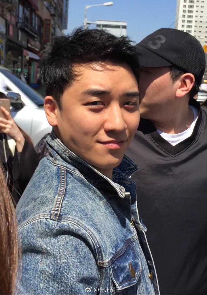BIGBANG via GRIBABY - 2018-04-11  (details see below)