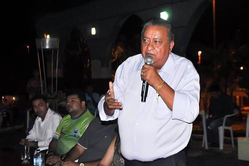 Ludugero Tavares, prefeito de Oriximiná
