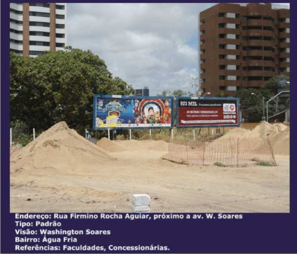 Outdoors da campanha do Sindjustiça - 25/10/2011