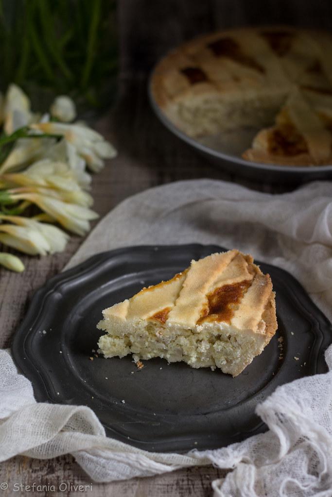 Pastiera napoletana senza glutine con sorgo-9471
