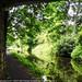 Under Lister Bridge.