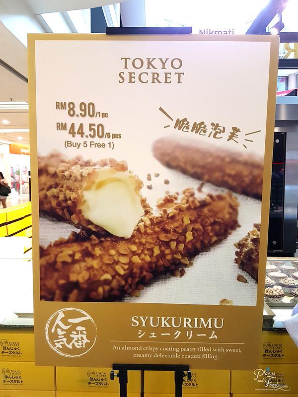 tokyo secret syukurimu price