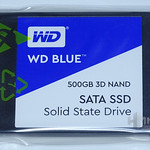 SSD WD Blue 3D Nand 7