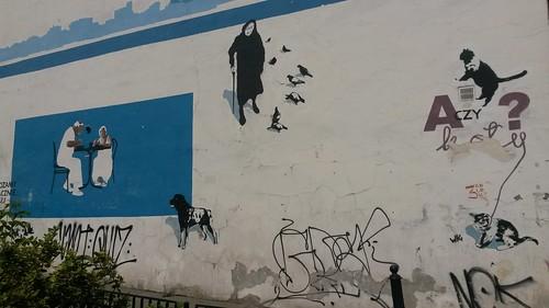 Murales in Zabkowska