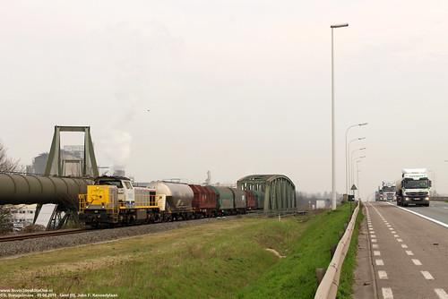Lineas 7862 - Gent (B) 09-04-2018.