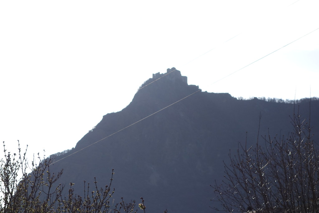 Hiking to La Sacra di San Michele, Torino, Italy | John ...