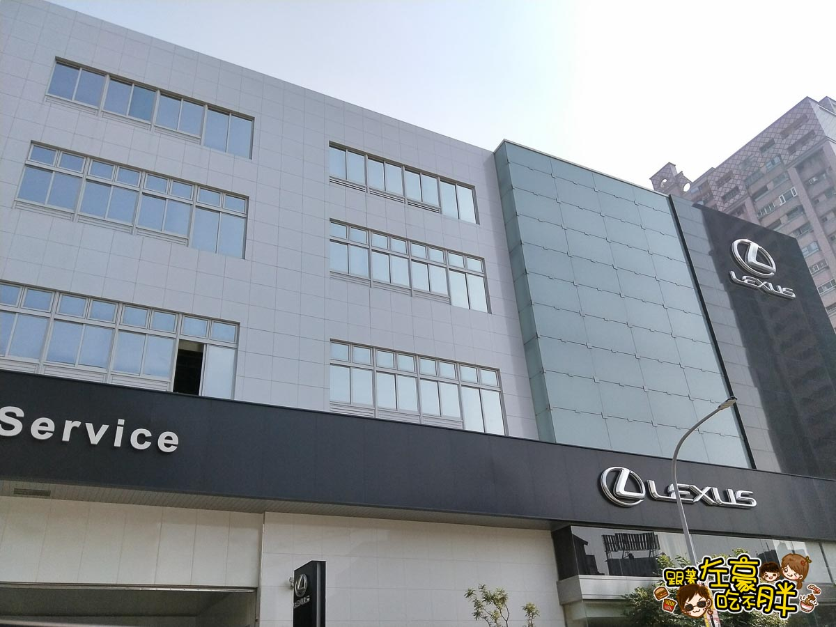 LEXUS NX200開箱-17