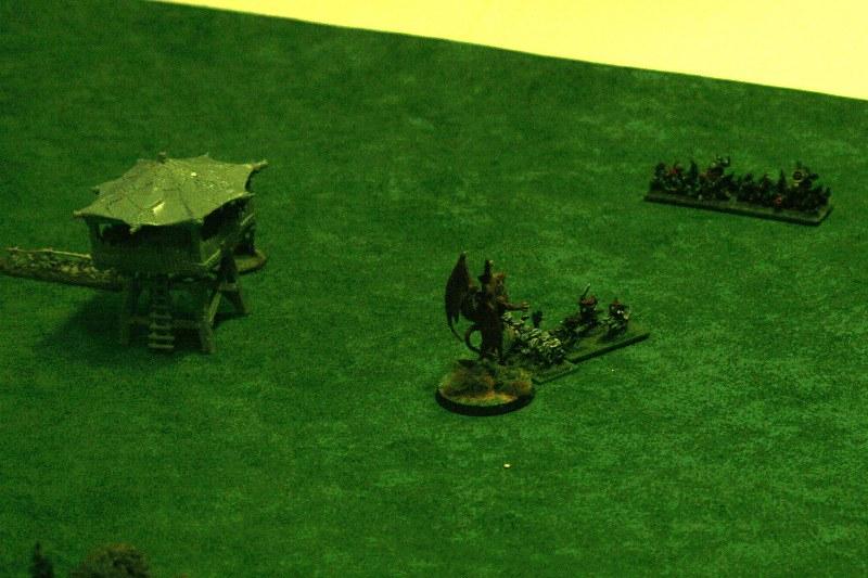 [1250 - Orcs & Gobs vs Elfes-Noirs] Attaque du village orc 41418156751_f999d4153a_c