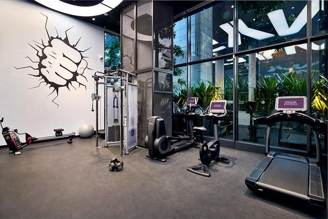YOTEL - Gym Angle