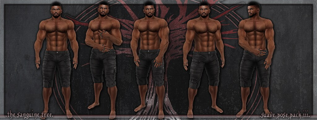 [ new release – suave pose pack iii ]