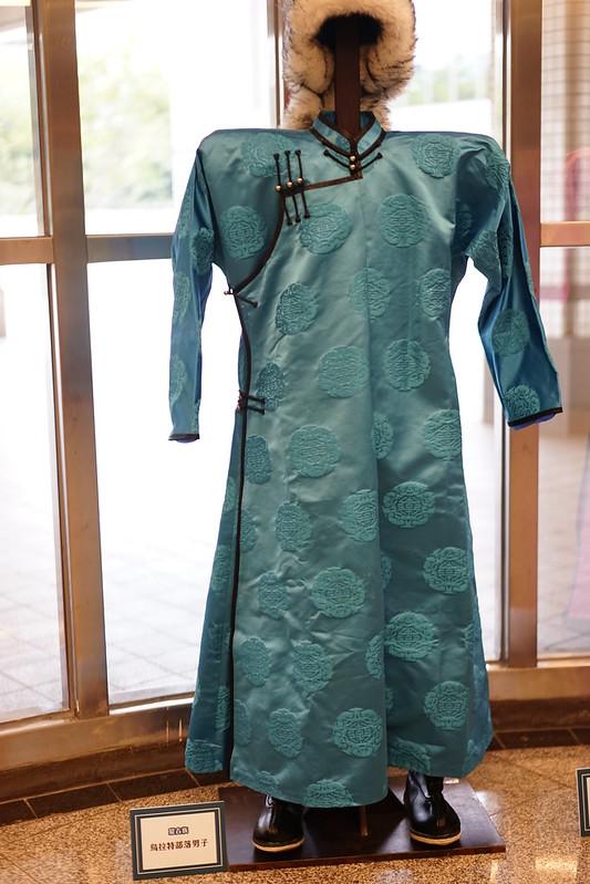 烏拉特部落服飾