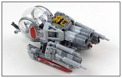 LEGO Marvel Superheroes 76109 Quantum Realm Explorers 36