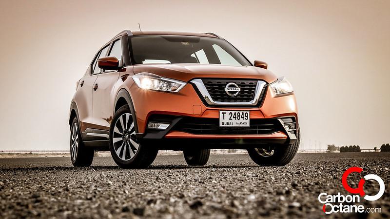 2018 Nissan Kicks Review carbonoctane 1