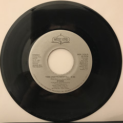 STONE:TIME(RECORD SIDE-B)