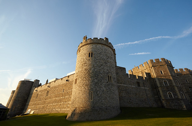 Windsor castle, Canon EOS 5D MARK II, Canon EF 17-40mm f/4L USM