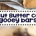 Peanut Butter Cookie Gooey Bars Recipe by lewissuraz