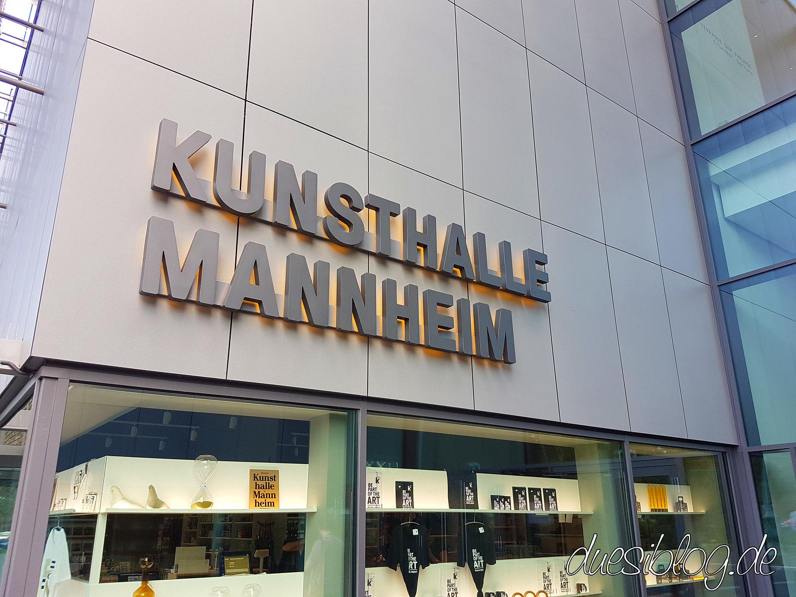 Pre Opening Kunsthalle Mannheim #kuma_open