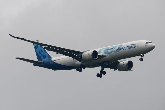 F-WTTN A330-941