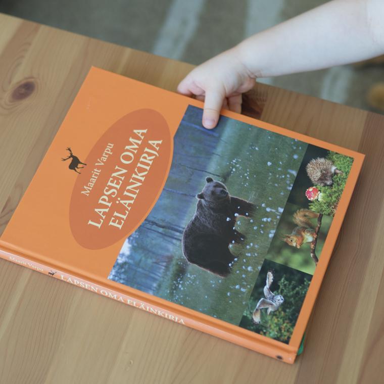 Lapsen oma eläinkirja 5