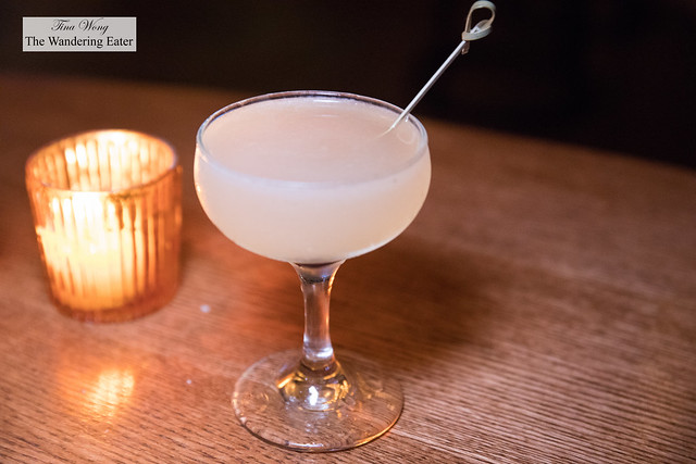Reno Wedding - Gin, Maraschino, grapefruit, lemon
