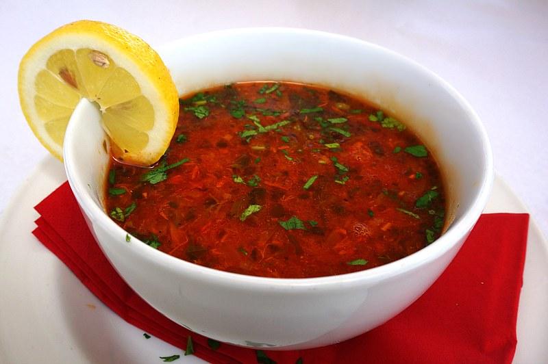 Things to Eat in Malta: Aljotta (Fish Stew)