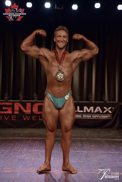Bodybuilding Junior 1st Liam, Nikon D750, Sigma 24-60mm F2.8 EX DG