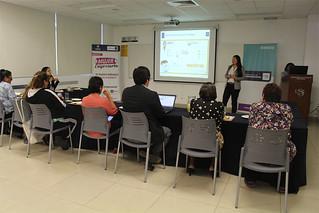 la Corporación San Ignacio de Loyola, a través de la Vicepresidencia de Responsabilidad Social (VPRS) y el Instituto de Emprendedores, en alianza con la empresa Cálidda Gas Natural de Lima y Callao, presentaron el proyecto Mujer Empresaria, la misma que se desarrolló con éxito durante el 2017 a través de un modelo piloto