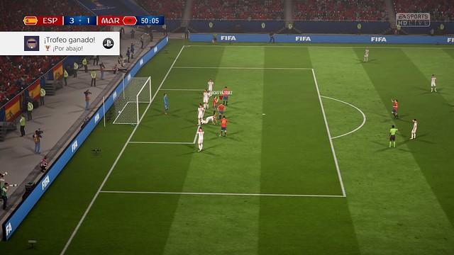 FIFA 18 _ Torneo FIFA World Cup™ 3-1 ESP - MAR, 2_º t_
